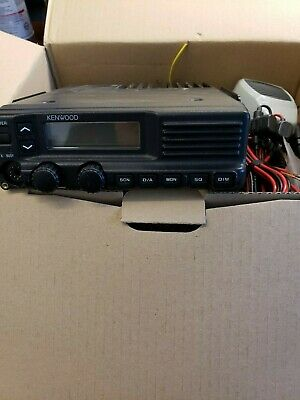 Kenwood Tk-790 50w Basic Head Ignition Sense Configuration
