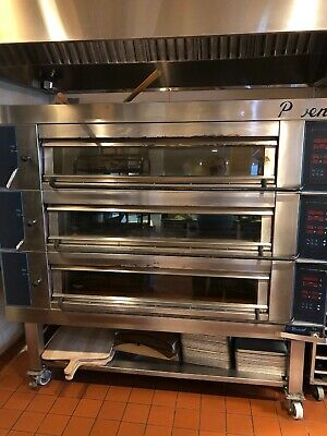 Revent Triple Deck Stone Oven Still Working Local Pickup Only