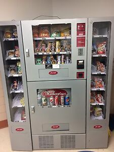 Well Established Vending Machine Business for Sale