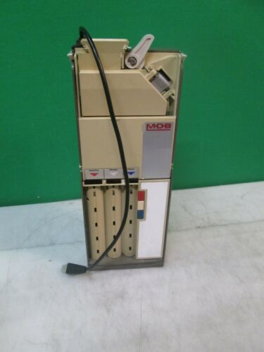 Coinco MDB 9302-GX  3-Tube Coin Changer Mech for Coke or Pepsi machine USED