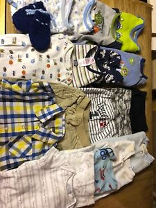 Boys 3 mo clothing lot