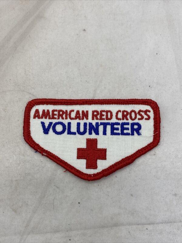 American Red Cross Volunteer Patch (I660
