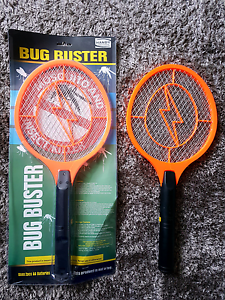 Bug Buster/ Handheld Mosquito Zapper 2 for $6 Adelaide CBD Adelaide City Preview