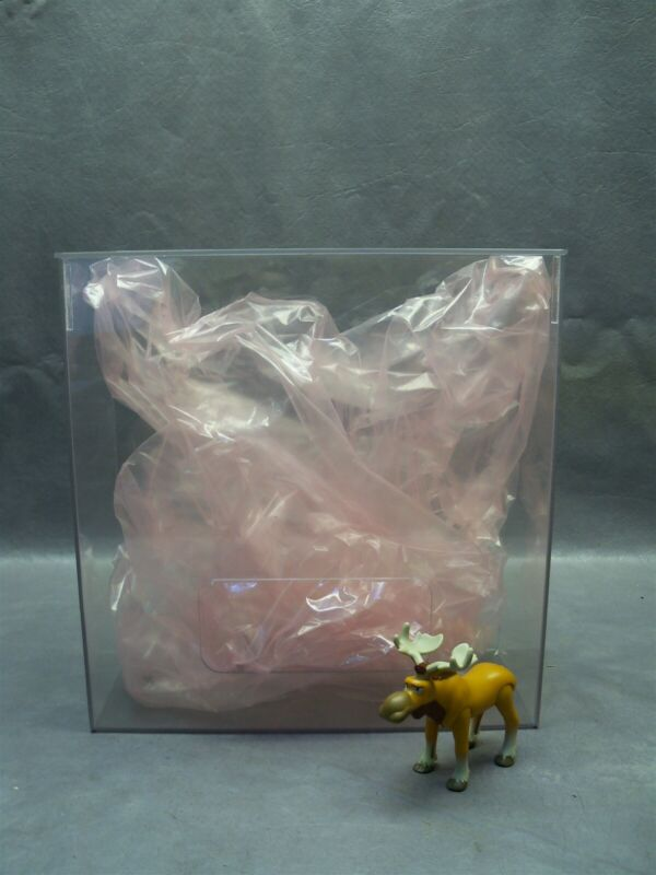 "Acrylic Ear Plug Dispenser 12"" x 12"" x 5"""