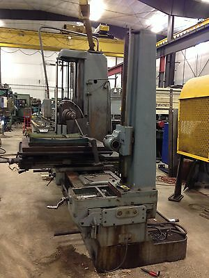 9591 Used Pfeifer 3 Horizontal Boring Mill Turning Milling Equipment
