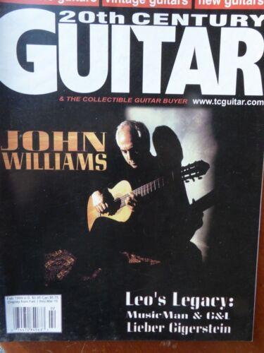 20th Century Guitar Magazine, - Feb.