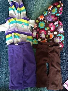 Lot of 6-9m & 6-12m girl clothes