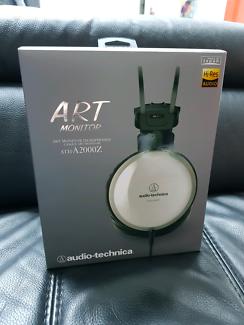 Audio Technica Hi-Res Audio Headphones