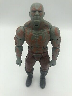 "Marvel Legends Guardians of the Galaxy Groot Series Drax Hasbro 6"" Loose Figure"