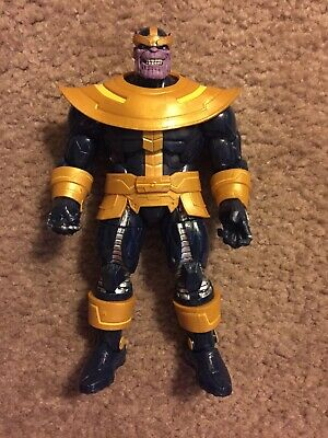 Hasbro Marvel Legends Infinite Thanos Comic BAF Complete