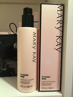 MARY KAY TimeWise Body Targeted-Action Body Toning Lotion WOW! Works Wonders!