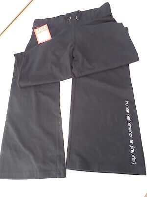 HPE Clothing Co MEN'S training / leisure TROUSERS   Draw string Black M reduced
