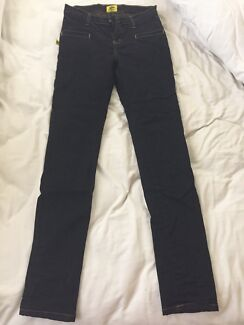 Ladies Draggin Motorcycle Jeans (size 8/small)