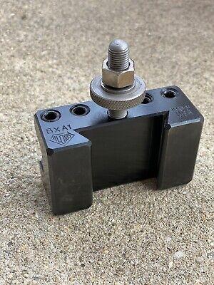 Aloris Bxa 1 Turning Facing Tool Holder Quick Change 14-58 Capacity Usa
