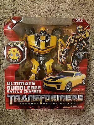 Transformers Ultimate Bumblebee Battle Charged New Revenge of the Fallen Camaro (Transformers The Ultimate Battle)
