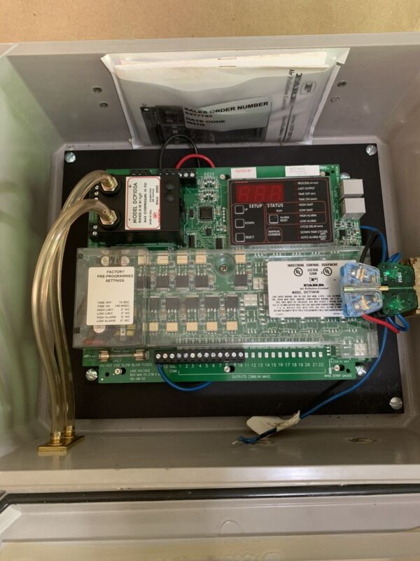 Camfil Farr DCT1000 Dust Collector Timer Controller With Enclosure