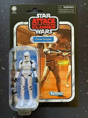 2020 Star Wars Vintage Collection VC45 Clone Trooper c8+