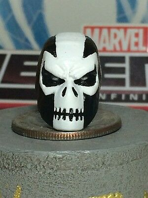 MARVEL LEGENDS PAINTED/FITTED SDCC CROSSBONES 1:12 HEAD CAST FOR 6 IN FIGURE