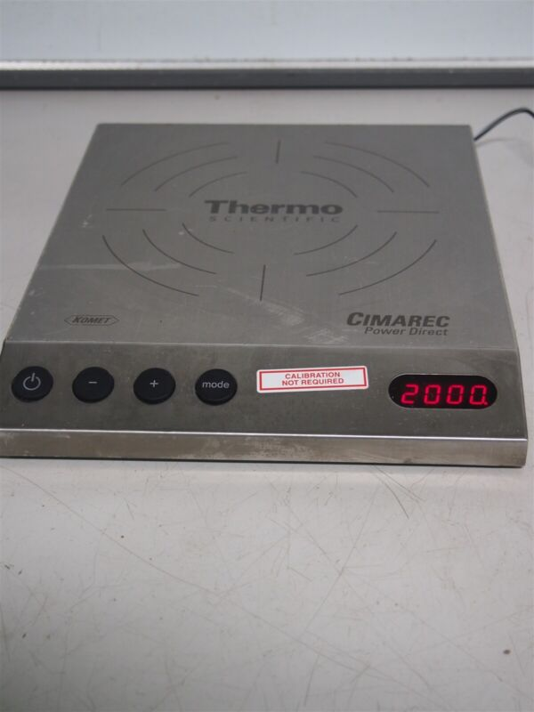 Thermo Scientific Cimarec Power Direct Single Position Magnetic Stirrer