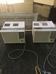 TWO ENERGY STAR WINDOW AIR CONDITIONERS MOOSE JAW $50 each