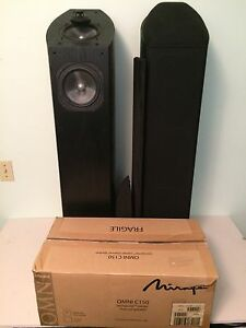 Mirage Tower and Centre Speakers