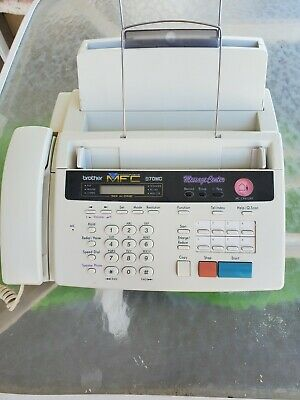 Brother Mfc 970 Print Copy Scan Fax Machine-used