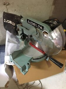 Miter saw for new owner