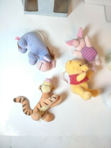 Disney Baby Winnie The Pooh Musical Mobile REPLACEMENT PARTS ONLY - NOT COMPLETE - $14.77