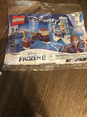 LEGO30553 Disney Frozen 2Elsa's Winter Throne SEALED NEW 42pcs 1 Minifigure
