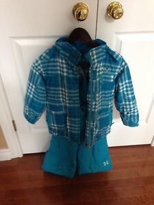 Girls 5T Winter coat and snow pants