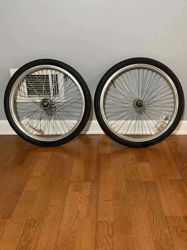 GT BMX / oldschool rims and tires/ used
