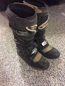 Alpinestar tech 7 men's size 10 boots