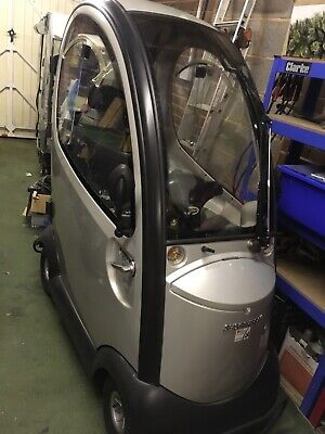 Shoprider traveso mobility scooter oct 2019 immaculate condition