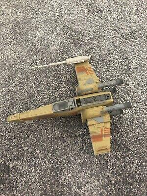Star Wars Action Fleet X-wing Fighter 1995