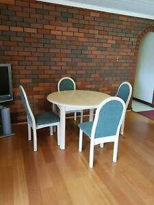 Dining Table and Chairs PLUS Coffee Table matching