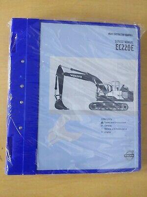 Volvo Construction Equipment Ec220e Service Manual