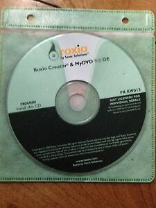 DVD / CD Burning Software
