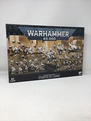 Tau Empire Starpulse Cadre Battleforce Warhammer 40K NIB Free Shipping