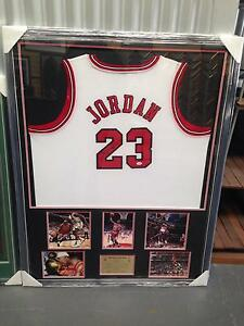 Michael Jordan Signed Jersey Dianella Stirling Area Preview