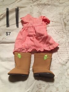 A lot of 18 inch Doll Clothes