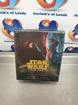 Thrawn: Treason Star Wars by Timothy Zahn, Marc Thompson Read By (M)