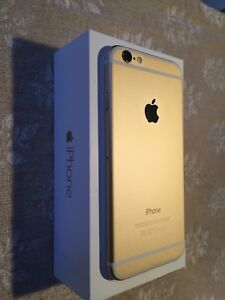 IPhone 6 ~16GB Gold | BELL