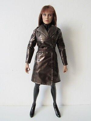 Hot Toys 1/6 Scale Watchmen Silk Spectre II Malin Akerman Action Figure - Silk Spectre Ii