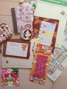 Misc. Japanese & Korean Stationery