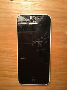 iPhone 5c for use or parts