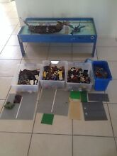 Lego bulk lot with table and draws New Beith Logan Area Preview