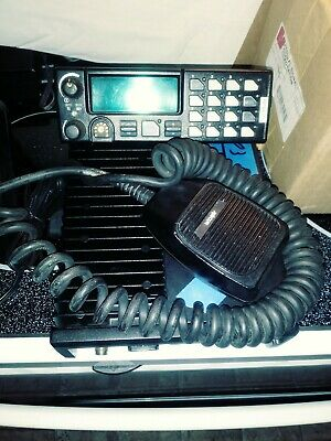 Harris Vhf Macom M7100 Ip Mobile Radio