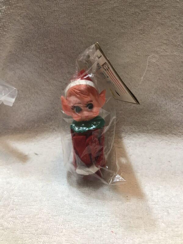 Vintage Pixie/Elf Knee Hugger New In Package Japan (C33)