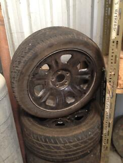 Ford Territory rims with good tyres 235/45r17 Dublin Mallala Area Preview