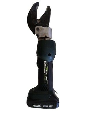 Greenlee Gator Cutter For Fine Stranded Cable Es32fl With Battery